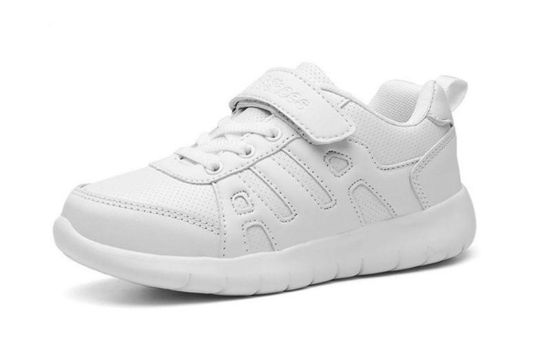 Giày thể thao trắng cao cấp siêu nhẹ học sinh - KP2023