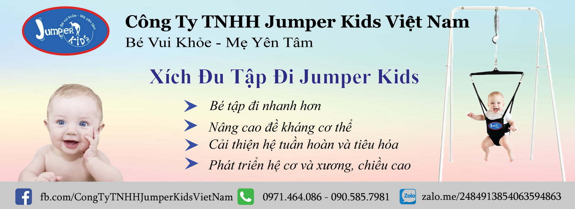 jumper kids viet nam