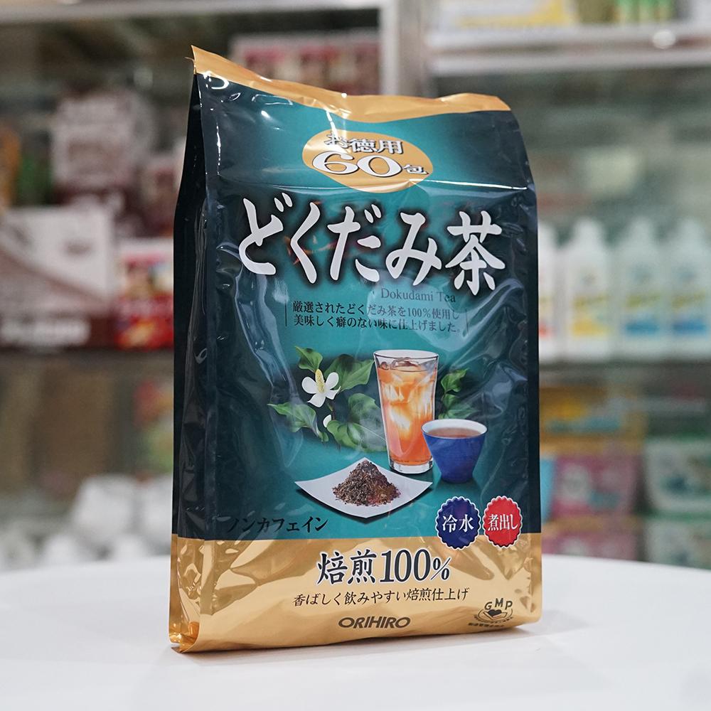 Kết quả hình ảnh cho trà diếp cá orihiro