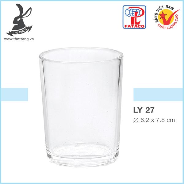 Ly sinh tố nhựa trong acrylic cao cấp Fataco Việt Nam
