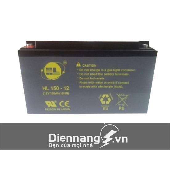 Ắc quy HL150-12 (12V - 150Ah)