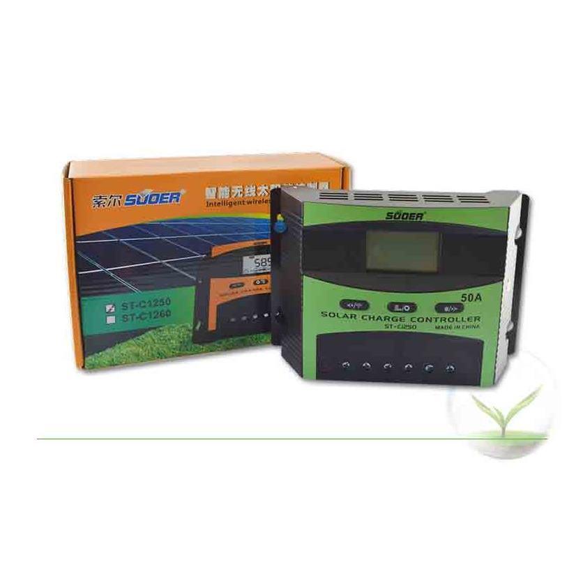 Bộ điều khiển sạc NLMT Souer ST - C1250