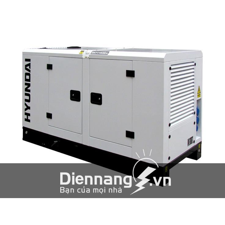 Máy Phát Điện Hyundai 1 Pha - DHY11KSEm (10KW - 11KW)