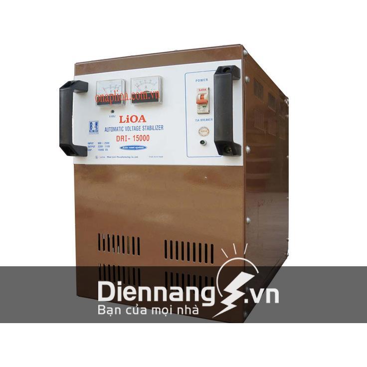 Ổn áp Lioa 1 pha DRI 15KVA (90V - 250V)