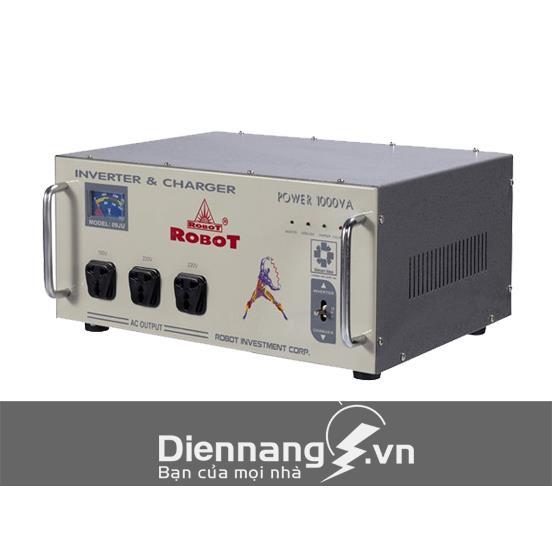 Máy đổi điện - inverter - máy kích điện ROBOT 1500VA - 24V