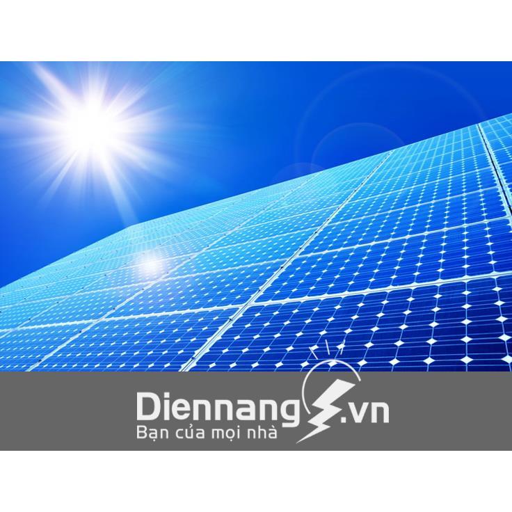 Pin năng lượng mặt trời 25W (monocrystalline)