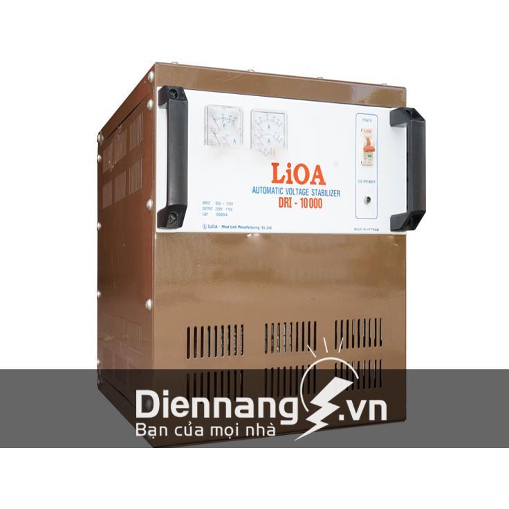 Ổn áp Lioa 1 pha DRI 10KVA (90V - 250V)