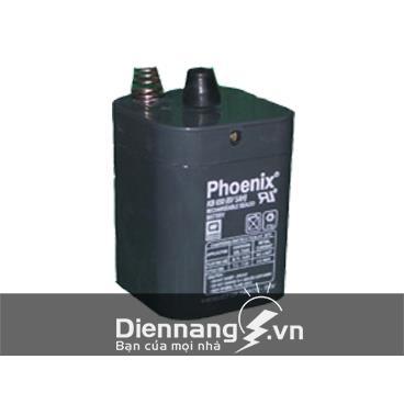 Ắc Quy PHOENIX 6v-5Ah  TS650