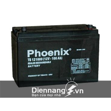 Ắc quy Phoenix 12V-100Ah TS121000