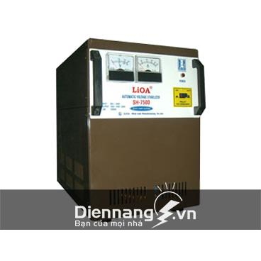 Ổn áp Lioa 1 pha SH 7,5KVA (150V - 250V)