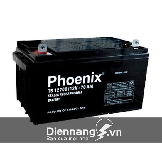 Ắc quy Phoenix 12V-70Ah TS12700