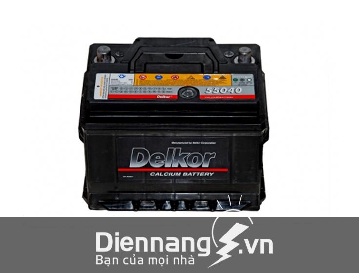 Ắc Quy Delkor Din 55421 (12V – 54Ah)