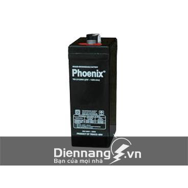 Ắc quy Phoenix 2V-120Ah TS21200