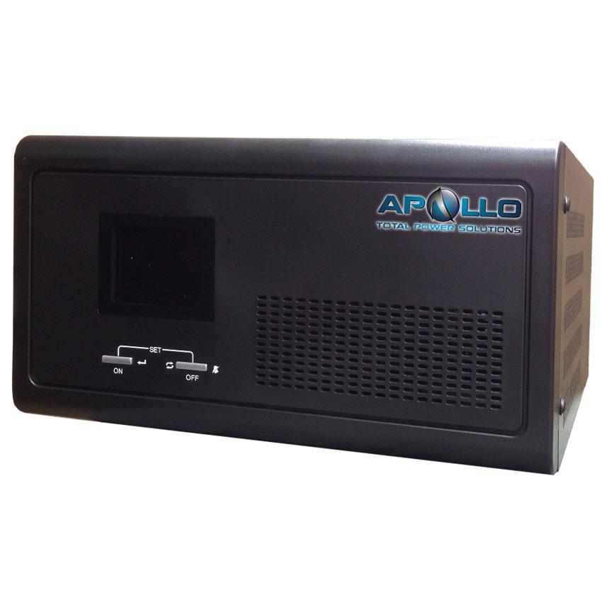 Máy kích điện - inverter - máy đổi điện Apollo 2000VA KC2000