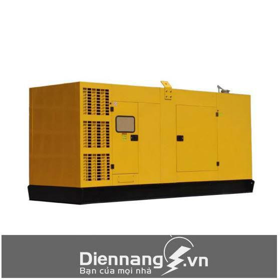 Máy phát điện Cummins 115KVA/92KW