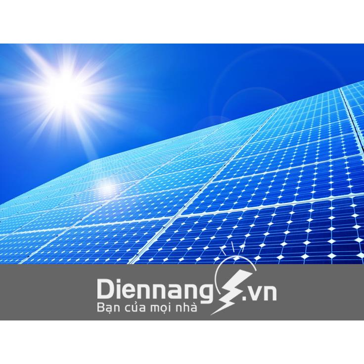 Pin năng lượng mặt trời 10W (monocrystalline)