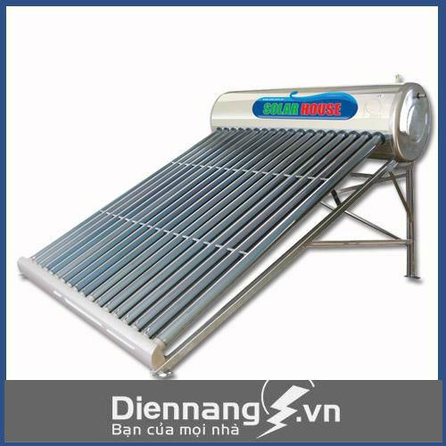 Máy nước nóng năng lượng mặt trời  Solar House 200L