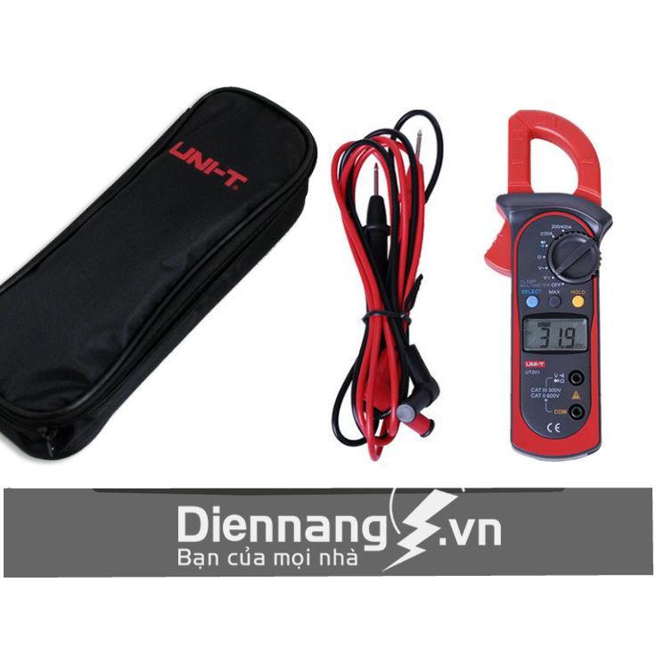 Ampe kìm đo dòng điện Uni-T UT202