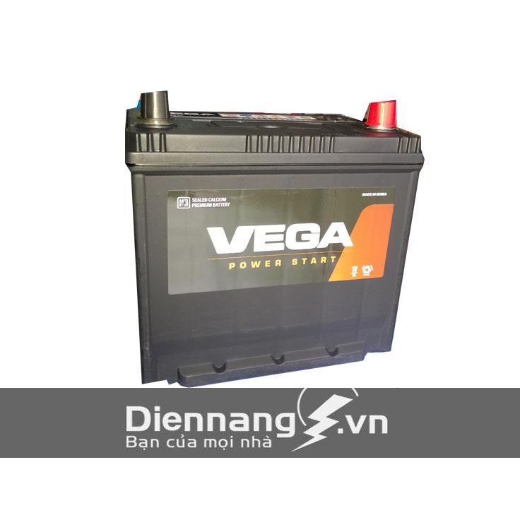 Ắc quy Vega SMF 75D23L (12V - 65Ah)
