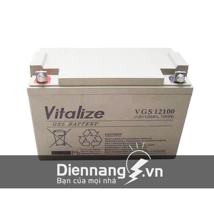 Ắc Quy VITALIZE VT12200 (12V - 200Ah)