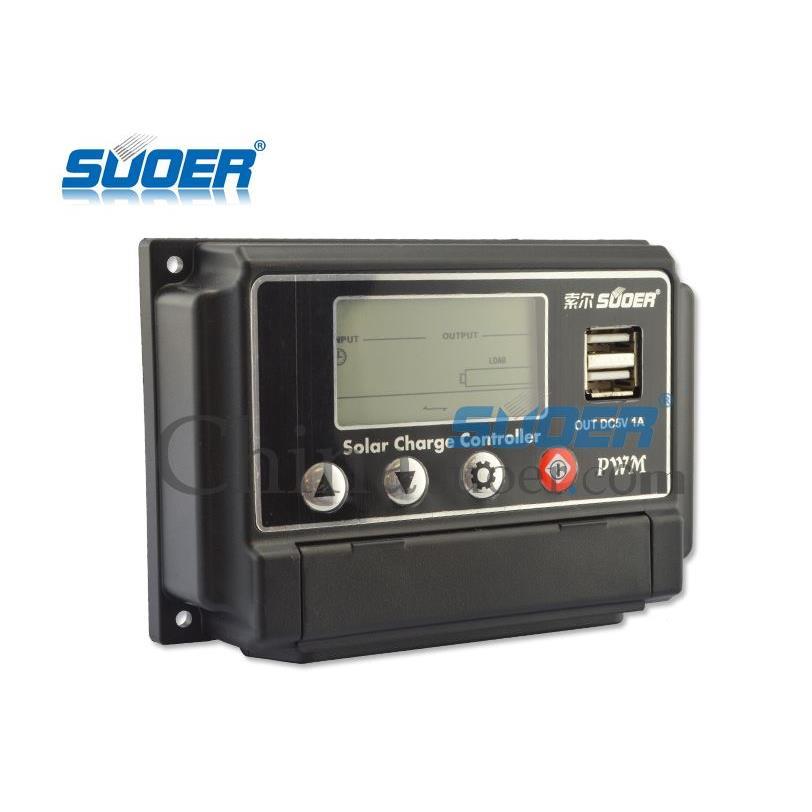 Bộ điều khiển sạc NLMT ST - W1230 (12V - 24V/30A)