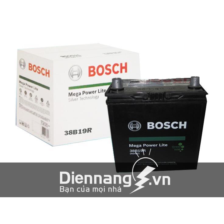 Ắc quy khô Bosch 38B19R/L (12V - 35Ah)