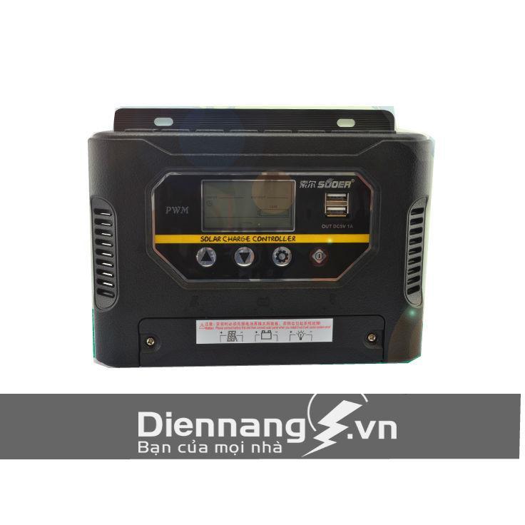 Bộ điều khiển sạc NLMT Souer ST - W4840