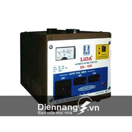 Ổn áp Lioa 1 pha SH 1KVA (150V - 250V)
