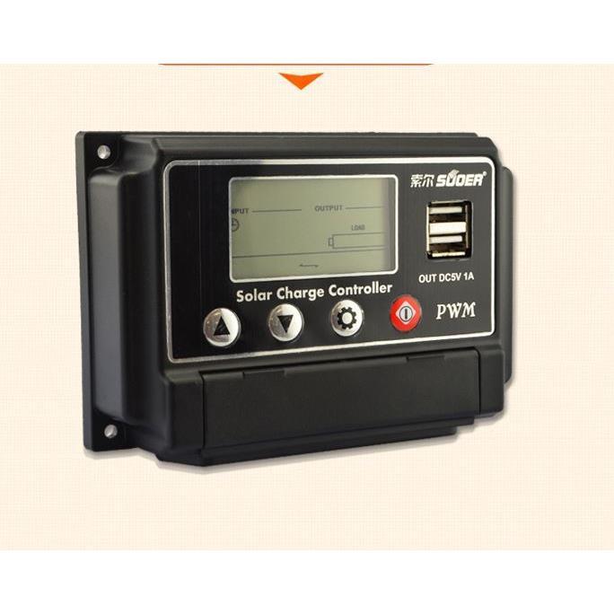 Bộ điều khiển sạc NLMT Souer ST - W1220