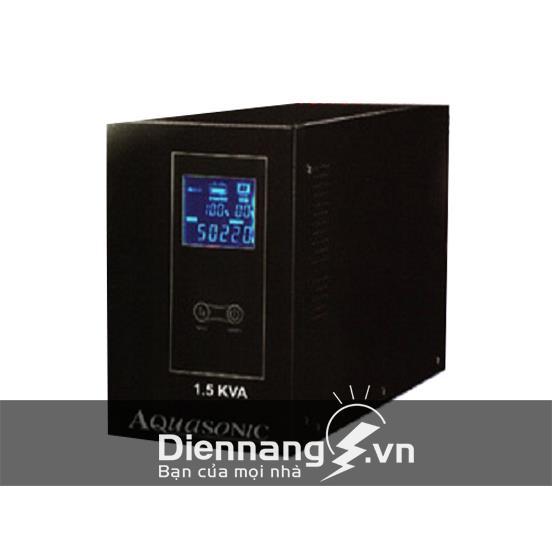 Máy đổi điện - inverter - máy kích điện AQuasonic 1500VA