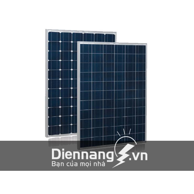 Pin năng lượng mặt trời 100W (monocrystalline)