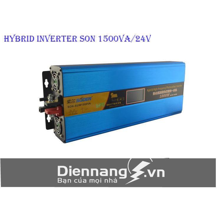 Máy kích điện - Hybrid Inverter Souer Son SUW1500/24V