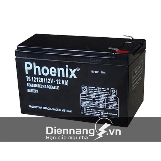 Ắc Quy PHOENIX 12V-12Ah TS12120