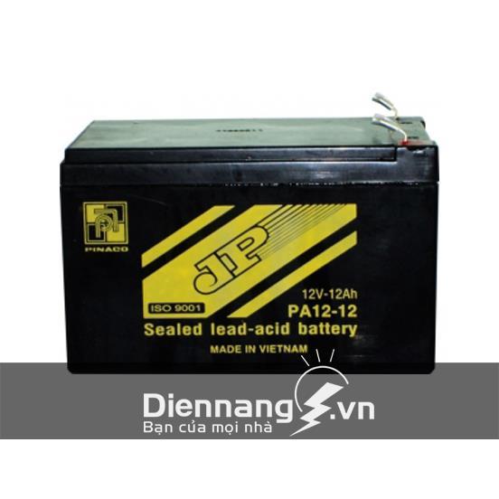 Ắc quy xe đạp điện Đồng Nai PA 12 - 12 (12V - 12Ah)