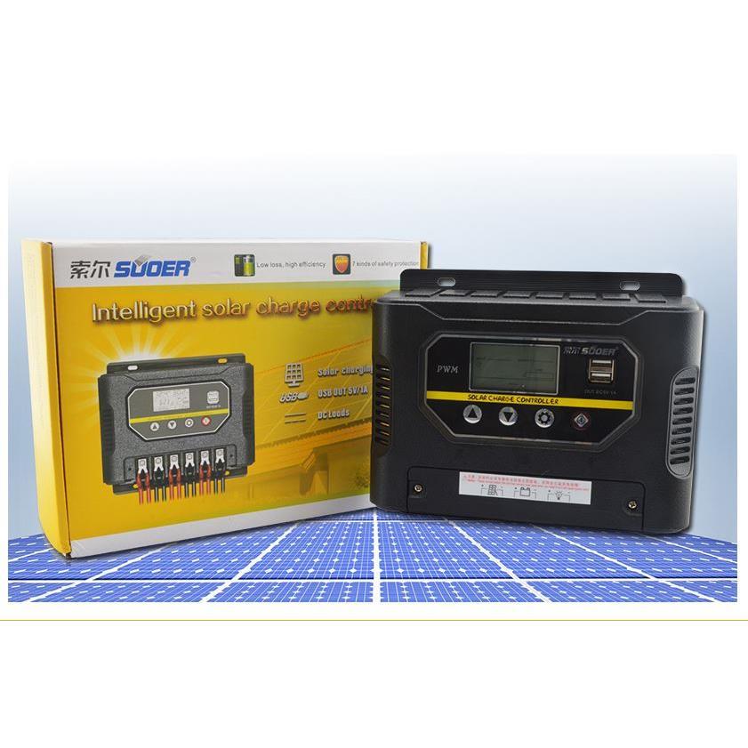 Bộ điều khiển sạc NLMT Souer ST - W1250