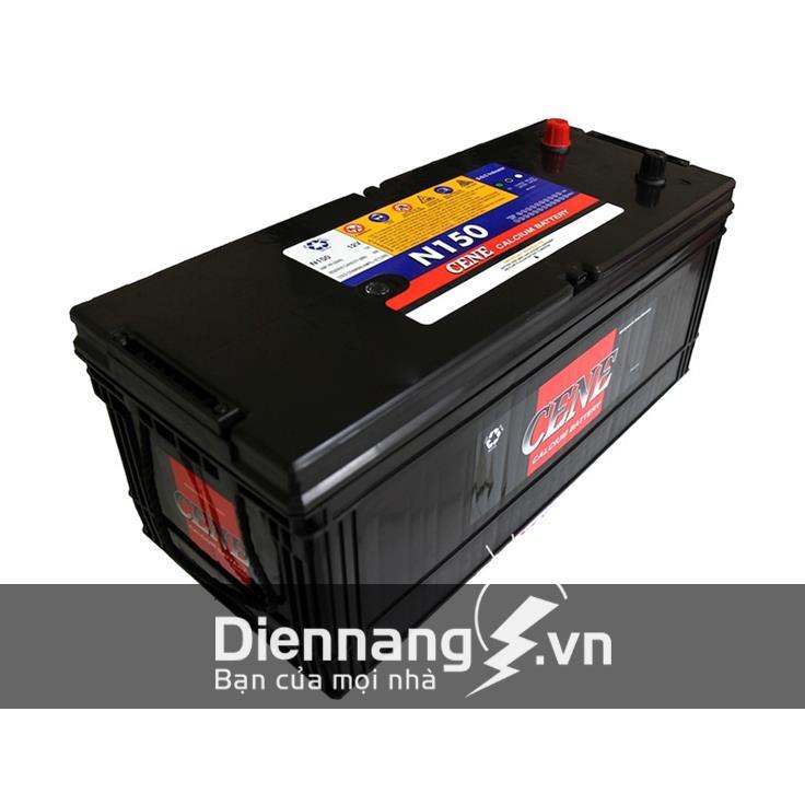 Ắc quy CENE N150 R-MF (12V - 100Ah)