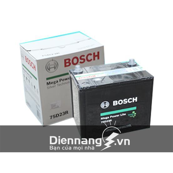Ắc quy khô Bosch 75D23R/L (12V - 65Ah)