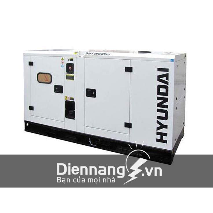 Máy Phát Điện Hyundai 1 Pha - DHY18KSEm (16KW - 18KW)