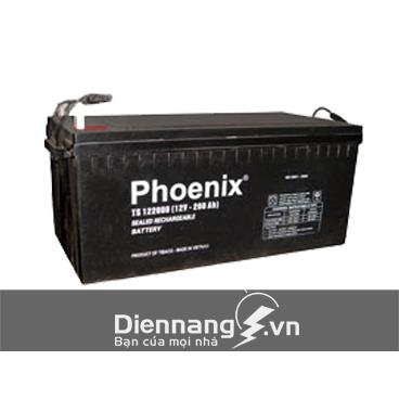 Ắc quy Phoenix 12V-200Ah TS122000