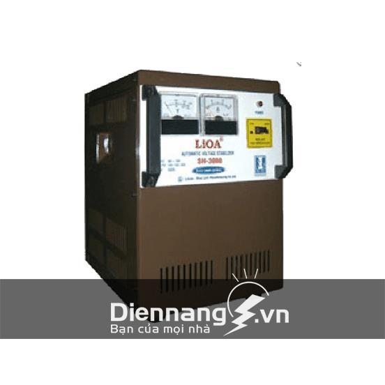 Ổn áp Lioa 1 pha SH 3KVA (150V - 250V)