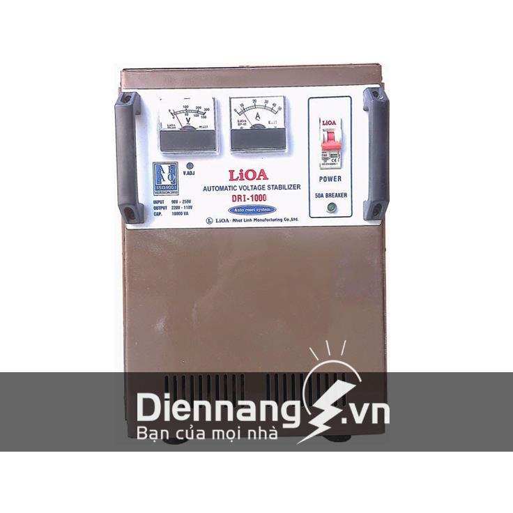 Ổn áp Lioa 1 pha DRI 1KVA (90V - 250V)