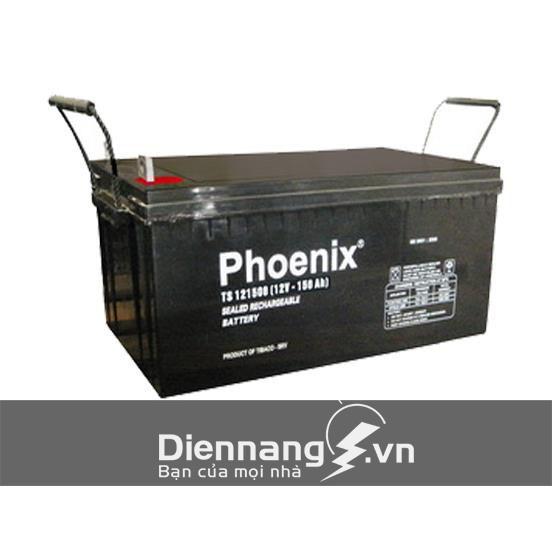 Ắc quy Phoenix 12V-120Ah TS121200