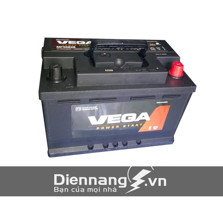 Ắc quy Vega SMF Din 56828 (12V - 68Ah)