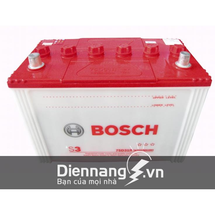 Ắc quy nước Bosch N200 (12V - 200Ah)