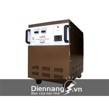 Ổn áp Lioa 1 pha DRII 20KVA (50V - 250V)