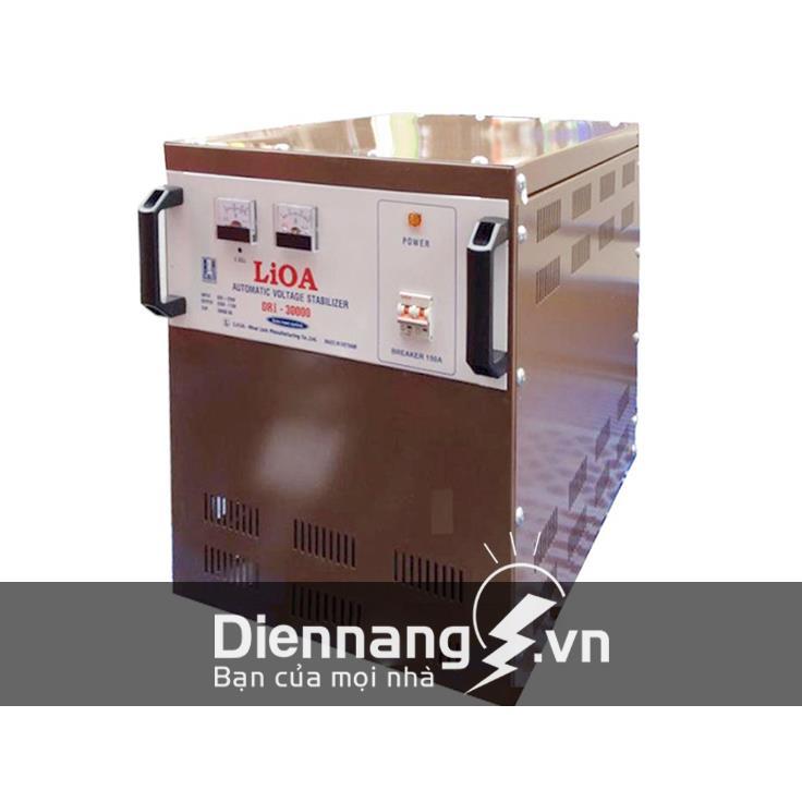 Ổn áp Lioa 1 pha DRI 30KVA (90V - 250V)