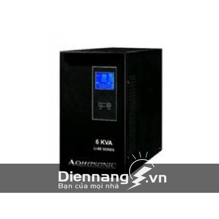Máy đổi điện - inverter - máy kích điện  AQuasonic 6000VA