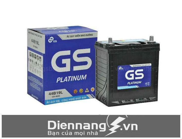 Ắc quy GS MF 44B19L (12V - 40Ah)