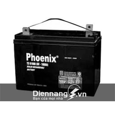 Ắc quy Phoenix 6V-150Ah TS61500