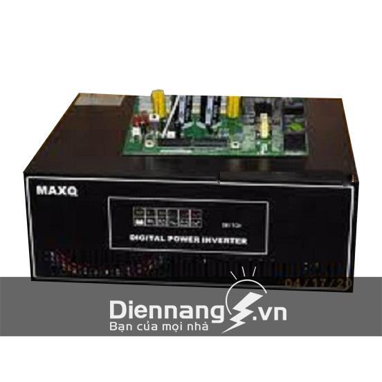 Máy đổi điện - inverter - máy kích điện MaxQ 800VA IQ108